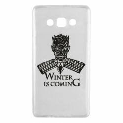 Чехол для Samsung A7 2015 Winter is coming hodak