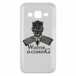 Чохол для Samsung J2 2015 Winter is coming hodak
