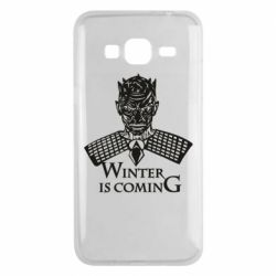 Чехол для Samsung J3 2016 Winter is coming hodak