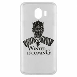 Чехол для Samsung J4 Winter is coming hodak