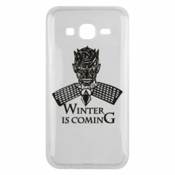 Чохол для Samsung J5 2015 Winter is coming hodak