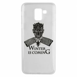 Чехол для Samsung J6 Winter is coming hodak