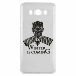 Чехол для Samsung J7 2016 Winter is coming hodak