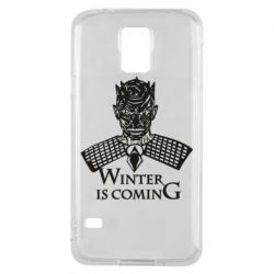 Чохол для Samsung S5 Winter is coming hodak