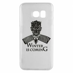 Чехол для Samsung S6 EDGE Winter is coming hodak