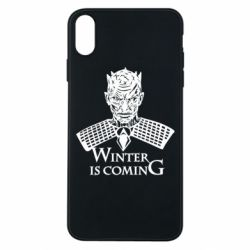 Чехол для iPhone Xs Max Winter is coming hodak