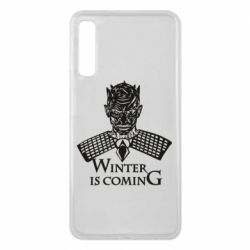 Чохол для Samsung A7 2018 Winter is coming hodak