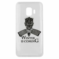 Чехол для Samsung J2 Core Winter is coming hodak