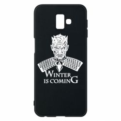 Чохол для Samsung J6 Plus 2018 Winter is coming hodak