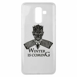 Чохол для Samsung J8 2018 Winter is coming hodak