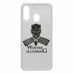 Чехол для Samsung A40 Winter is coming hodak