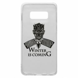Чехол для Samsung S10e Winter is coming hodak
