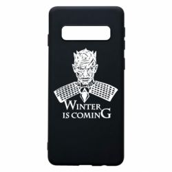 Чохол для Samsung S10 Winter is coming hodak