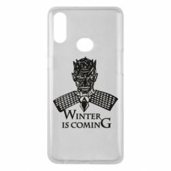Чехол для Samsung A10s Winter is coming hodak