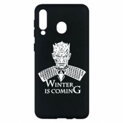 Чехол для Samsung M30 Winter is coming hodak