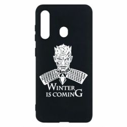 Чохол для Samsung M40 Winter is coming hodak
