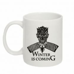 Кружка 320ml Winter is coming hodak
