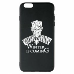 Чохол для iPhone 6 Plus/6S Plus Winter is coming hodak