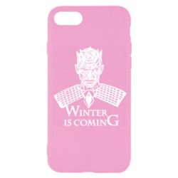 Чехол для iPhone 7 Winter is coming hodak