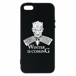 Чехол для iPhone5/5S/SE Winter is coming hodak