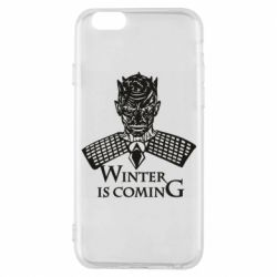 Чехол для iPhone 6/6S Winter is coming hodak