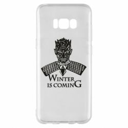 Чохол для Samsung S8+ Winter is coming hodak