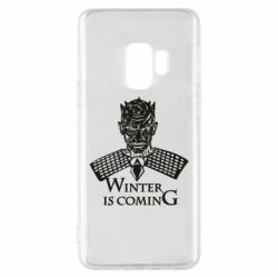 Чехол для Samsung S9 Winter is coming hodak