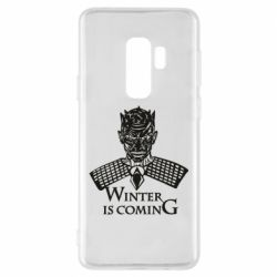 Чехол для Samsung S9+ Winter is coming hodak