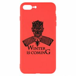 Чехол для iPhone 8 Plus Winter is coming hodak