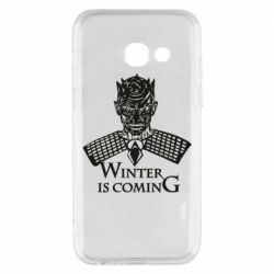 Чехол для Samsung A3 2017 Winter is coming hodak
