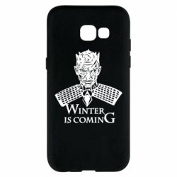 Чехол для Samsung A5 2017 Winter is coming hodak