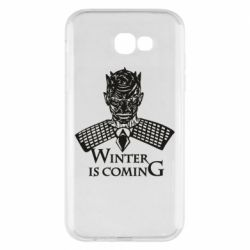 Чехол для Samsung A7 2017 Winter is coming hodak