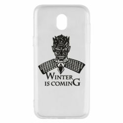 Чехол для Samsung J5 2017 Winter is coming hodak