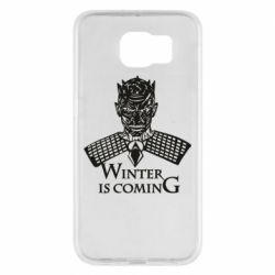 Чохол для Samsung S6 Winter is coming hodak