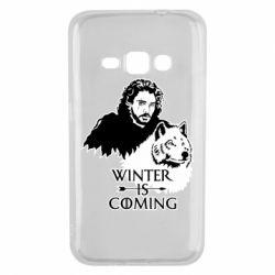 Чохол для Samsung J1 2016 Winter is coming I