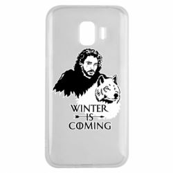 Чохол для Samsung J2 2018 Winter is coming I