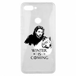 Чохол для Xiaomi Mi8 Lite Winter is coming I