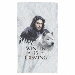 Рушник Winter is coming I