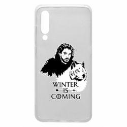 Чохол для Xiaomi Mi9 Winter is coming I