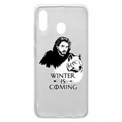 Чохол для Samsung A20 Winter is coming I
