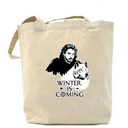 Сумка Winter is coming I