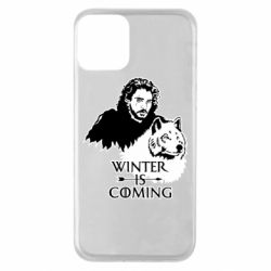 Чохол для iPhone 11 Winter is coming I