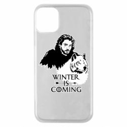 Чохол для iPhone 11 Pro Winter is coming I