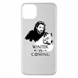 Чохол для iPhone 11 Pro Max Winter is coming I