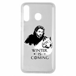 Чохол для Samsung M30 Winter is coming I