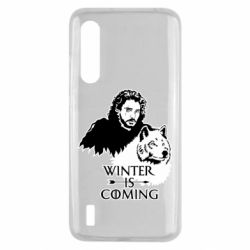 Чохол для Xiaomi Mi9 Lite Winter is coming I