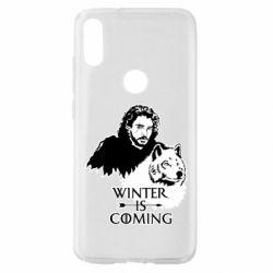 Чохол для Xiaomi Mi Play Winter is coming I