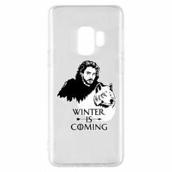 Чохол для Samsung S9 Winter is coming I