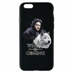 Чохол для iPhone 6/6S Winter is coming I