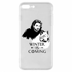 Чохол для iPhone 7 Plus Winter is coming I